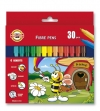 Carioca Asortate in Set, Disney BEES - Albinute 30 culori/set